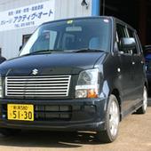 ワゴンR (新古車・黒)130万円